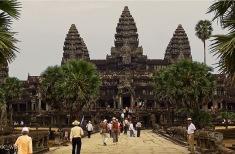 Angkor Cambodia, South East Asia [traveler's choice # 1]