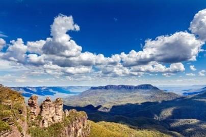 6. Blue Mountains National Park