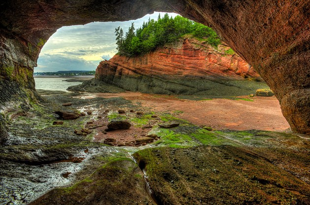 9. Bay of Fundy