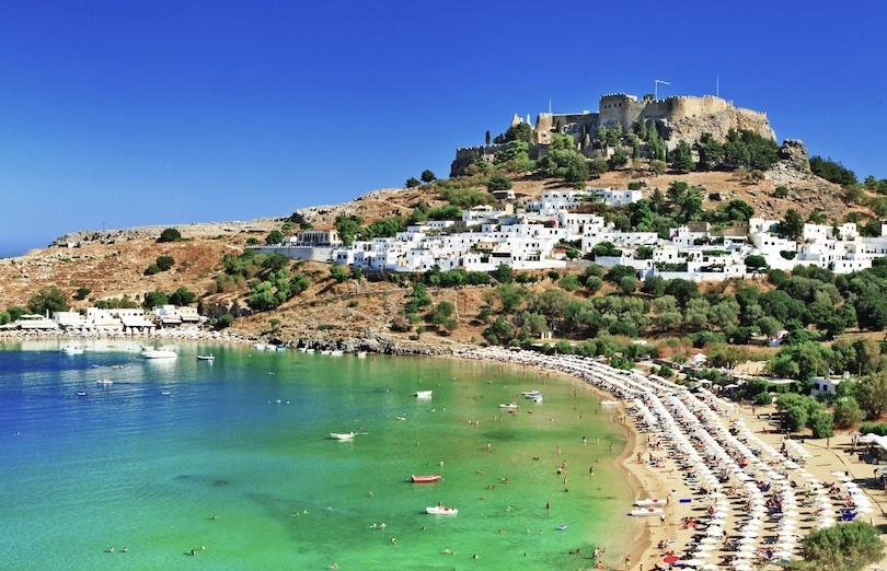 Greece Lindos