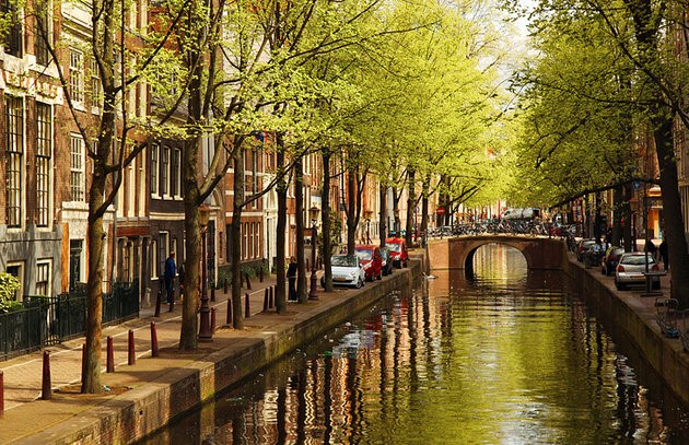 Netherland Amsterdam's Canals.jpg