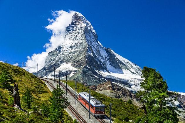 SwitzerLand The Matterhorn